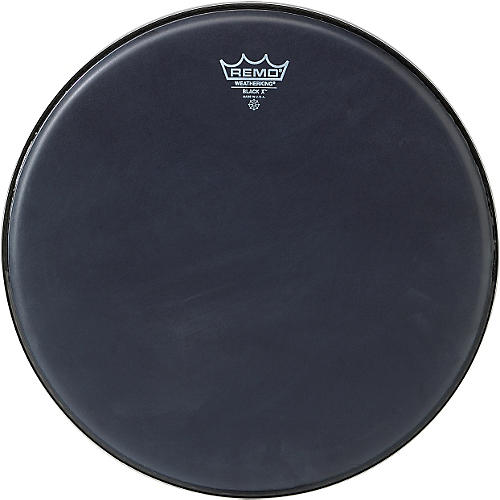 Remo Black X Batter Drumhead 14 in.