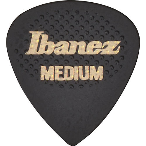 ibanez black and white rubber grip wizard picks 6 pack musician 39 s friend. Black Bedroom Furniture Sets. Home Design Ideas