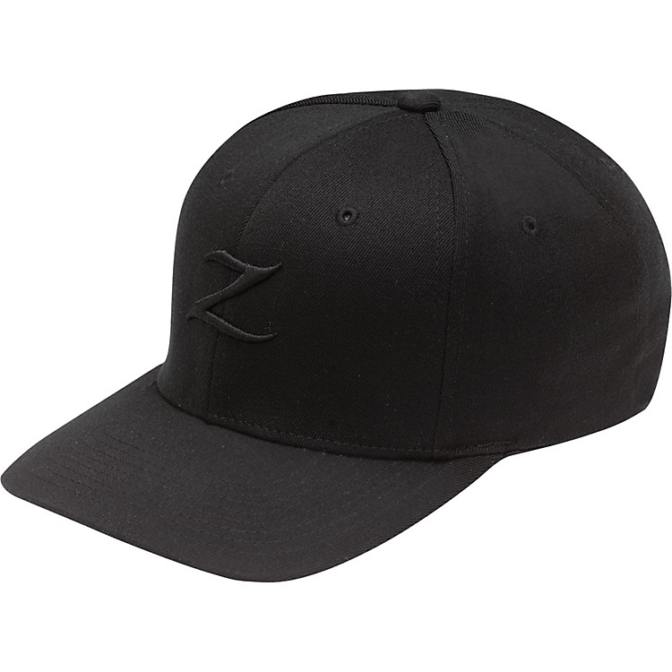 Zildjian Black on Black Flex Fit Cap Large