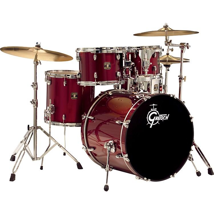 Gretsch DrumsBlackhawk 5-Piece Euro Drum Set with Sabian Cymbals