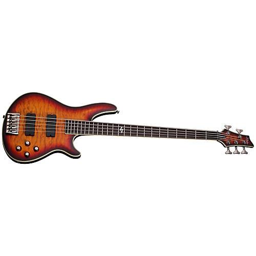 Schecter Guitar Research Blackjack ATX C-5  Electric Bass Guitar