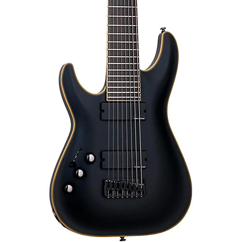 Schecter Guitar Research Blackjack ATX C-8 8-String Left Handed Electric Guitar-thumbnail
