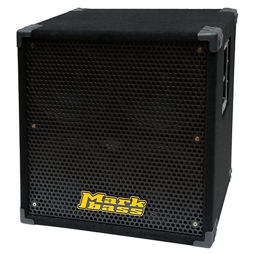 Markbass Blackline Standard 104HR 200W 4x10 Bass Speaker Cabinet Black