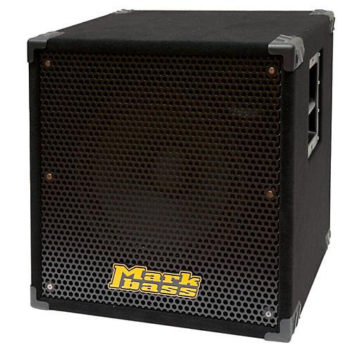 Markbass Blackline Standard 151HR 200W 1x15 Bass Speaker Cabinet Black