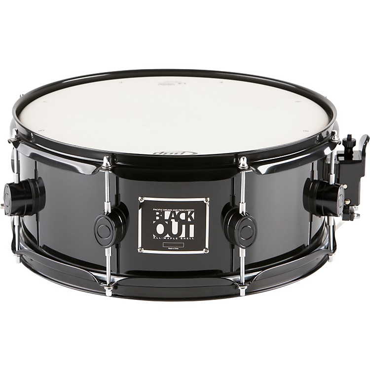 PDP Blackout Maple Snare Drum 14X6