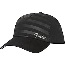 Fender Blackout USA Flag Hat - Onesize