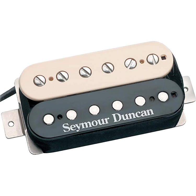 Seymour Duncan Blackouts Coil Pack Neck Pickup Zebra