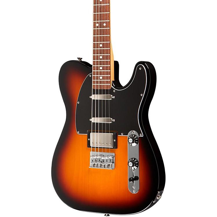 FenderBlacktop Baritone Telecaster Electric Guitar3 Color SunburstRosewood Fingerboard