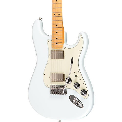 Fender Blacktop Stratocaster HH with Maple Fretboard Electric Guitar-thumbnail