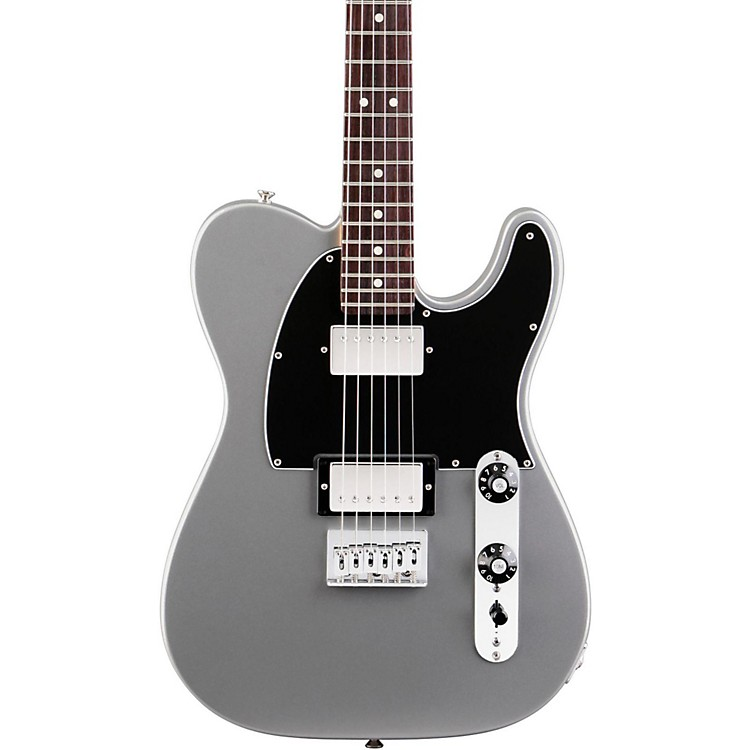 Fender Blacktop Telecaster HH Electric Guitar (Rosewood Fingerboard)