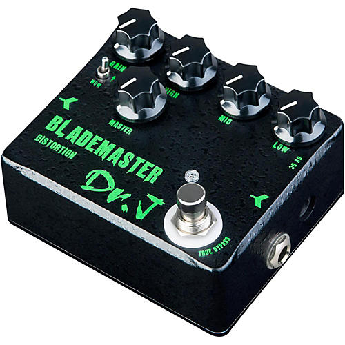 Dr. J Pedals Blademaster Distortion Effects Pedal-thumbnail