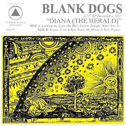 Alliance Blank Dogs - Diana: The Herald