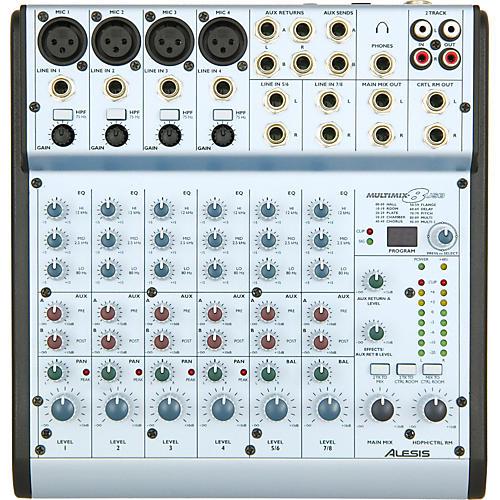 Alesis Blem Multimix 8 Mixer-thumbnail