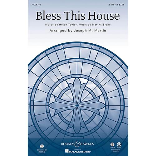 Shawnee Press Bless This House SATB arranged by Joseph M. Martin-thumbnail