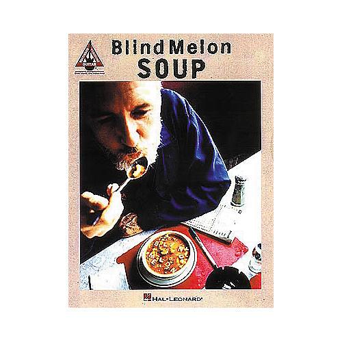 Hal Leonard Blind Melon - Soup