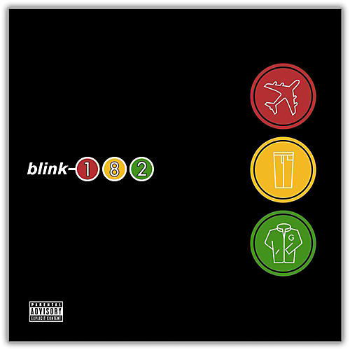 Universal Music Group Blink-182 - Take Off Your Pants And Jacket [LP]