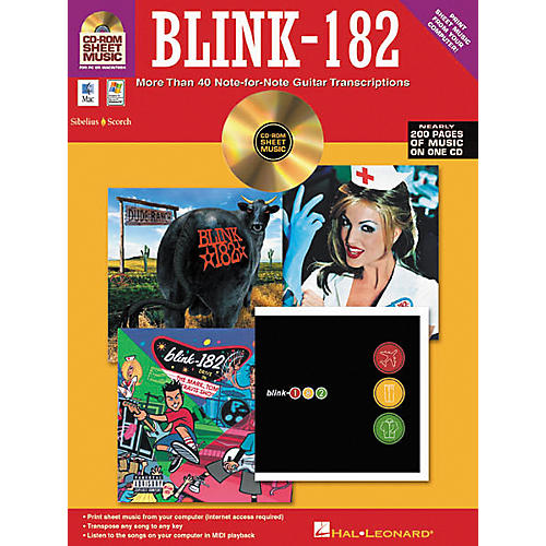 iSong Blink 182 (CD-ROM)