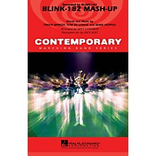 Hal Leonard Blink-182 Mash-Up Marching Band Level 3-4 by Blink-182 Arranged by Matt Conaway