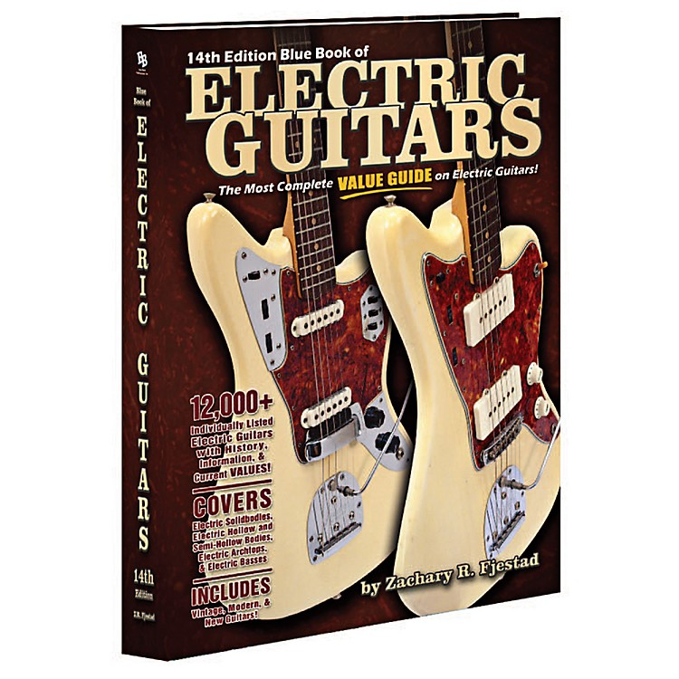 Alfred Blue Book of Electric Guitars (14th Edition)