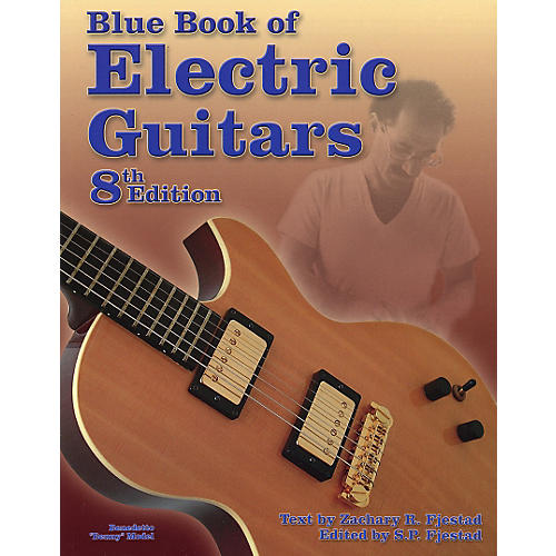 Music Sales Blue Book of Electric Guitars-8th Edition