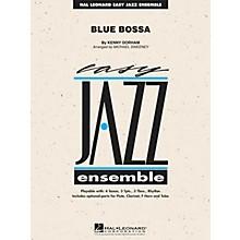 Hal Leonard Blue Bossa Jazz Band Level 2 Arranged by Michael Sweeney