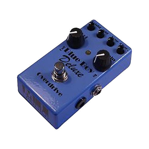 MI Audio Blue Boy Deluxe Overdrive Pedal