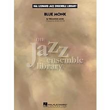 Hal Leonard Blue Monk - The Jazz Essemble Library Series Level 4