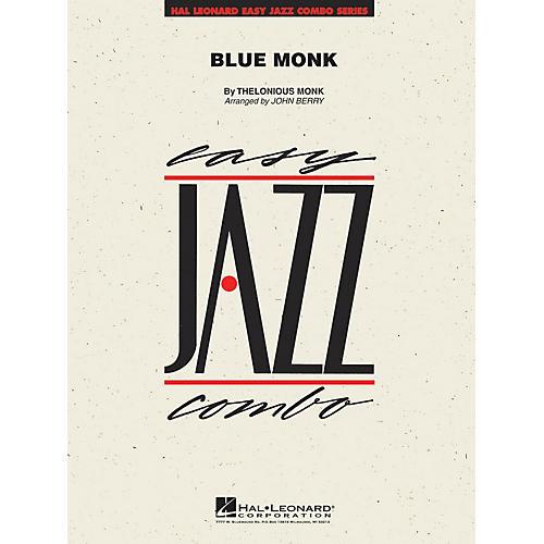 Hal Leonard Blue Monk Jazz Band Level 2 Arranged by John Berry-thumbnail