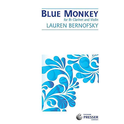 Carl Fischer Blue Monkey - Bb Clarinet and Violin-thumbnail