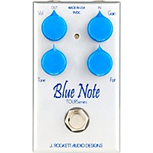 Rockett Pedals Blue Note Tour Low Gain Overdrive Effects Pedal