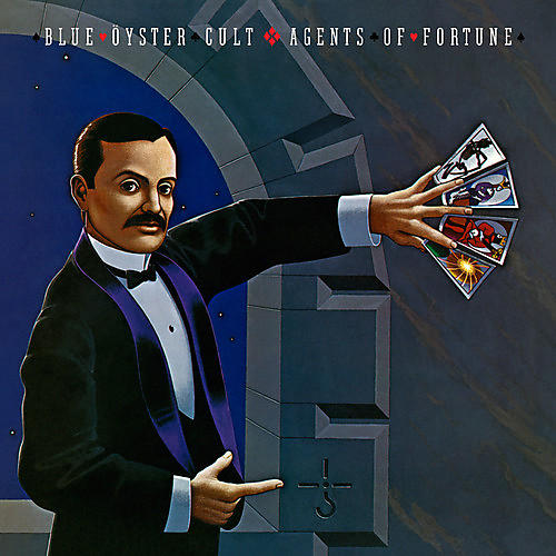 Alliance Blue Oyster Cult - Agents of Fortune-40Th Anniversary Edition