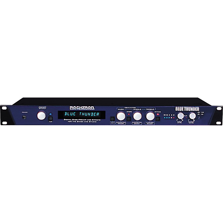 RocktronBlue Thunder Bass Preamp with Multi-Effects