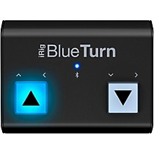 IK Multimedia BlueTurn Wireless PageTurner Footswitch Level 1