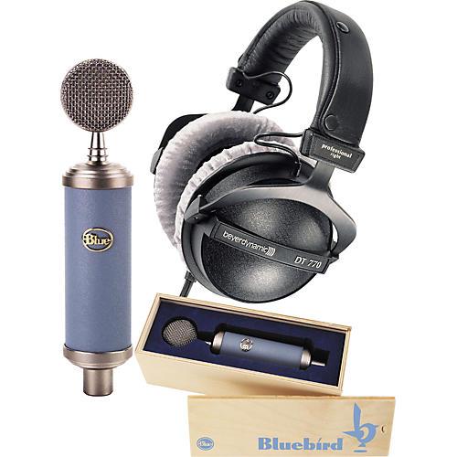 BLUE Bluebird Mic and DT 770 PRO 80 Headphone Pack