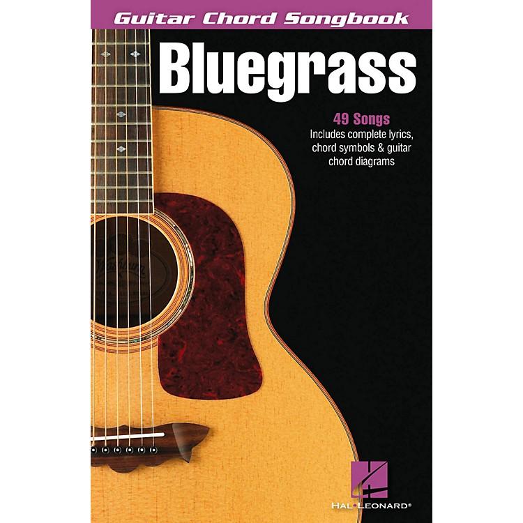 Hal Leonard Bluegrass - Guitar Chord Songbook