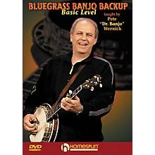 Homespun Bluegrass Banjo Backup for Beginners DVD