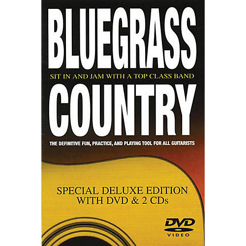 Music Sales Bluegrass Country Music Sales America Series Written by Richard Collins-thumbnail