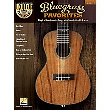 Hal Leonard Bluegrass Favorites - Ukulele Play-Along Vol. 12 Book/CD