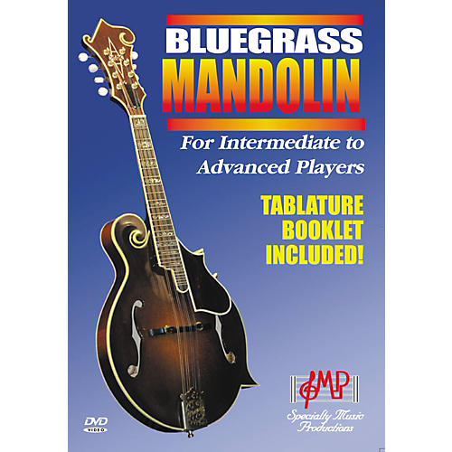 Specialty Music Productions Bluegrass Mandolin Intermediate to Advanced (DVD)-thumbnail