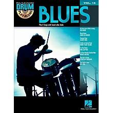 Hal Leonard Blues - Drum Play-Along Volume 16 Book/CD