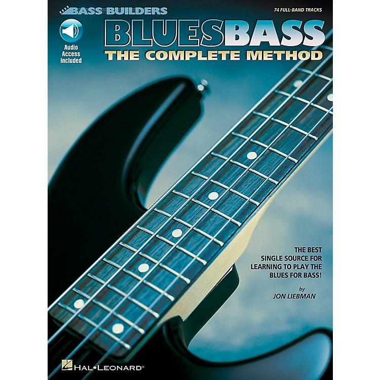 Hal LeonardBlues Bass (Book/CD)