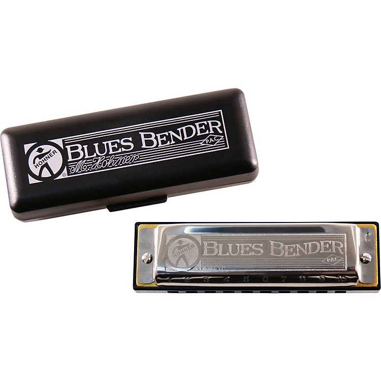 Hohner Blues Bender P.A.C. Harmonica