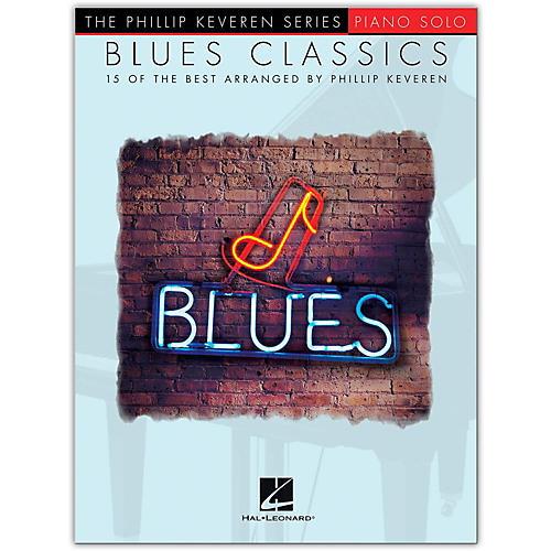 Hal Leonard Blues Classics - Piano Solo Phillip Keveren Series-thumbnail