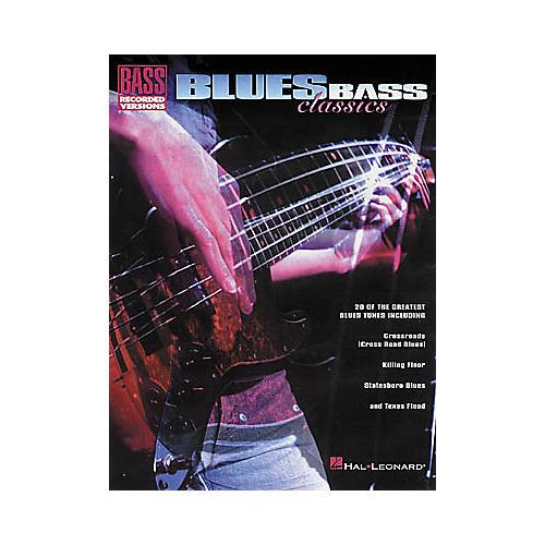 Hal Leonard Blues Classics Bass Tab Book-thumbnail