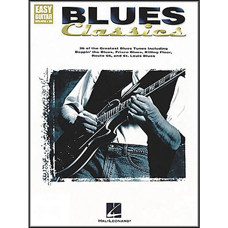 Hal LeonardBlues Classics Easy Guitar Tab Songbook