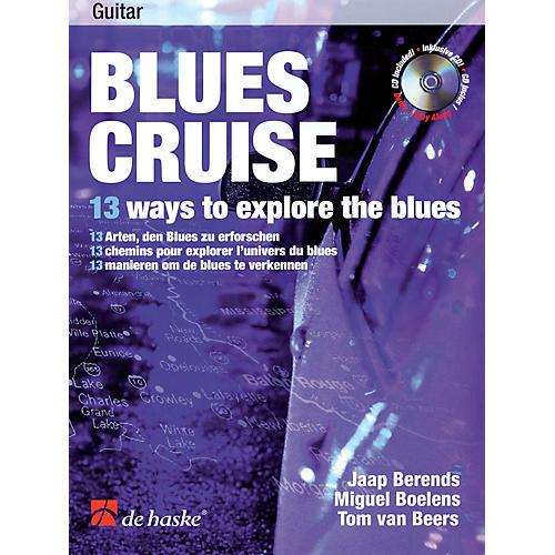 De Haske Music Blues Cruise (13 Ways to Explore the Blues) De Haske Play-Along Book Series Written by Jaap Berends-thumbnail