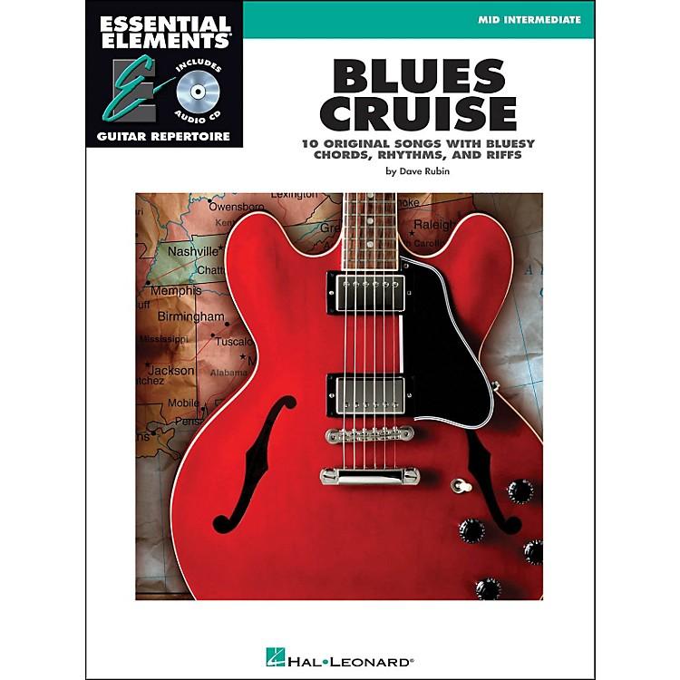 Hal LeonardBlues Cruise Book/CD Mid Intermediate EE Guitar Repertoire