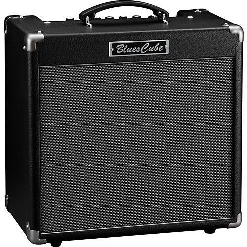 roland blues cube hot 30w 1x12 combo guitar amplifier musician 39 s friend. Black Bedroom Furniture Sets. Home Design Ideas