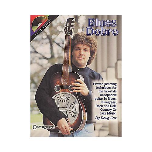 Centerstream Publishing Blues Dobro Book/CD-thumbnail