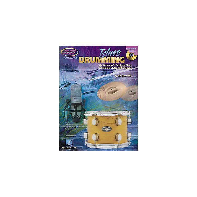 Hal LeonardBlues Drumming Book/CD
